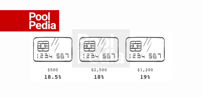 بدهی کارت های اعتباری
