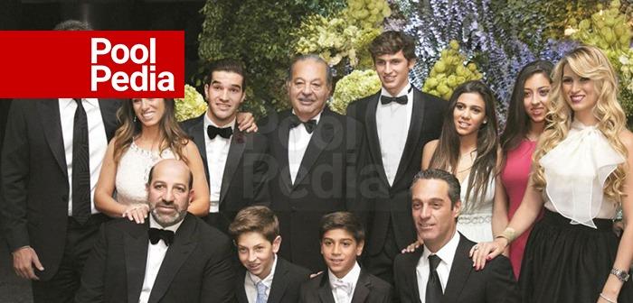 ثروتمندترین خانواده های دنیا