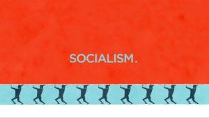 سوسیالیسم