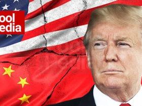مناقشه تجاری چین و آمریکا